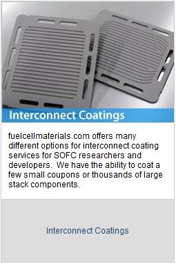 Interconnect-Coatings