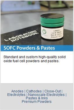 SOFC-Powders-&-Pastes